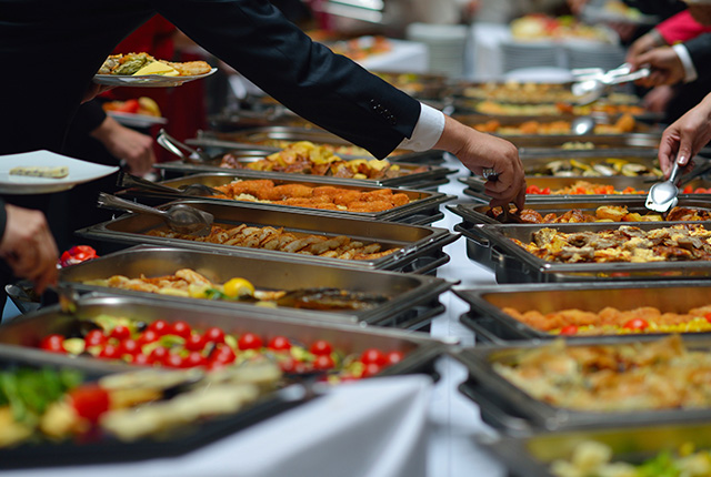 Catering at the Conference Center